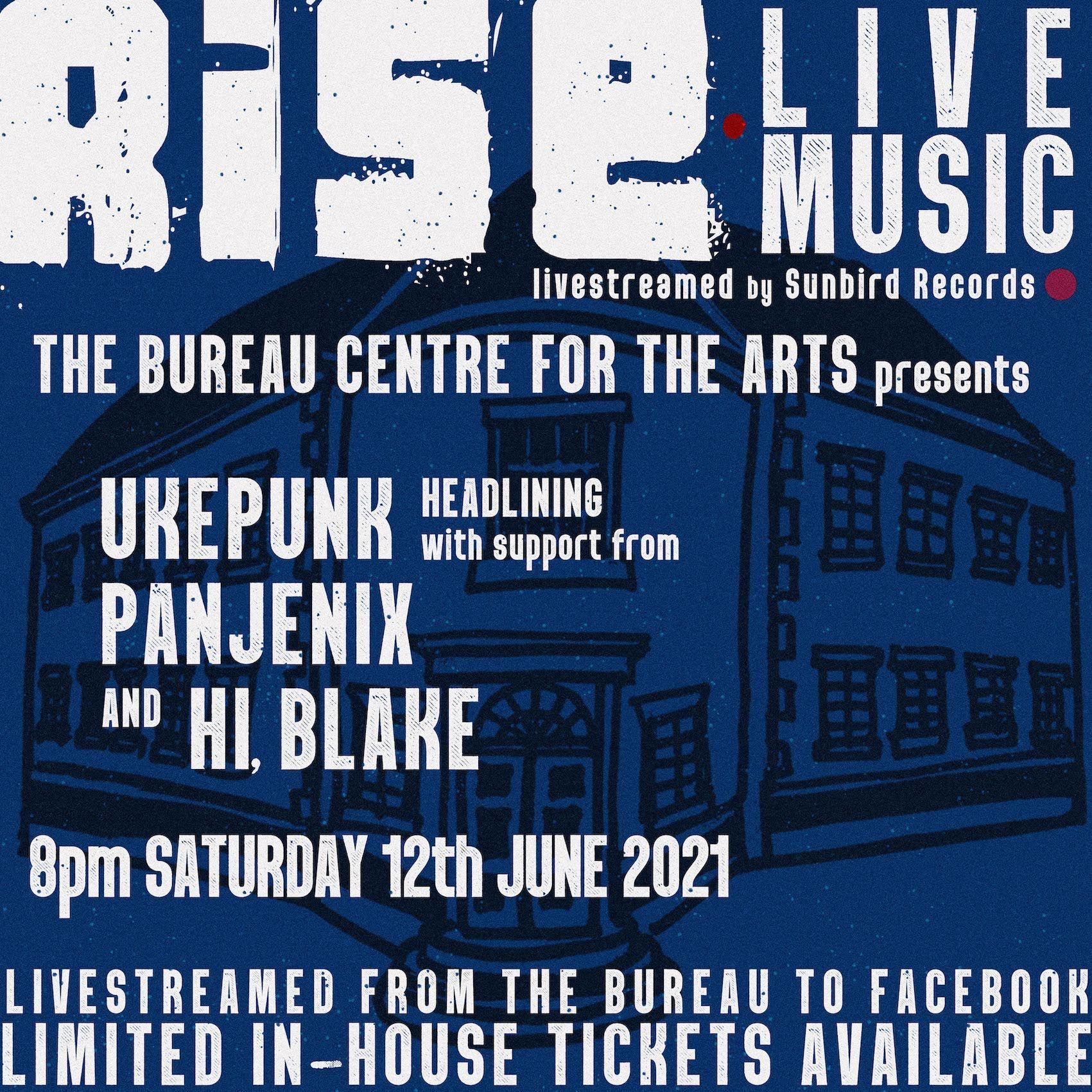 Bureau Centre for the Arts - Rise Live Music