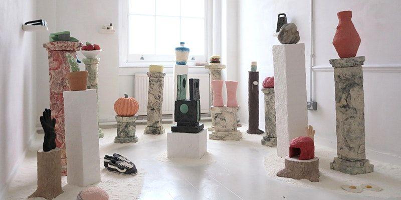 Salt Dough Sculpture Workshop with Ellie Barrat & NFM