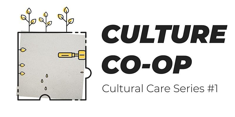 Culture Co-op - VIRTUAL SPACES: Developing Your Digital Content Creation Skills