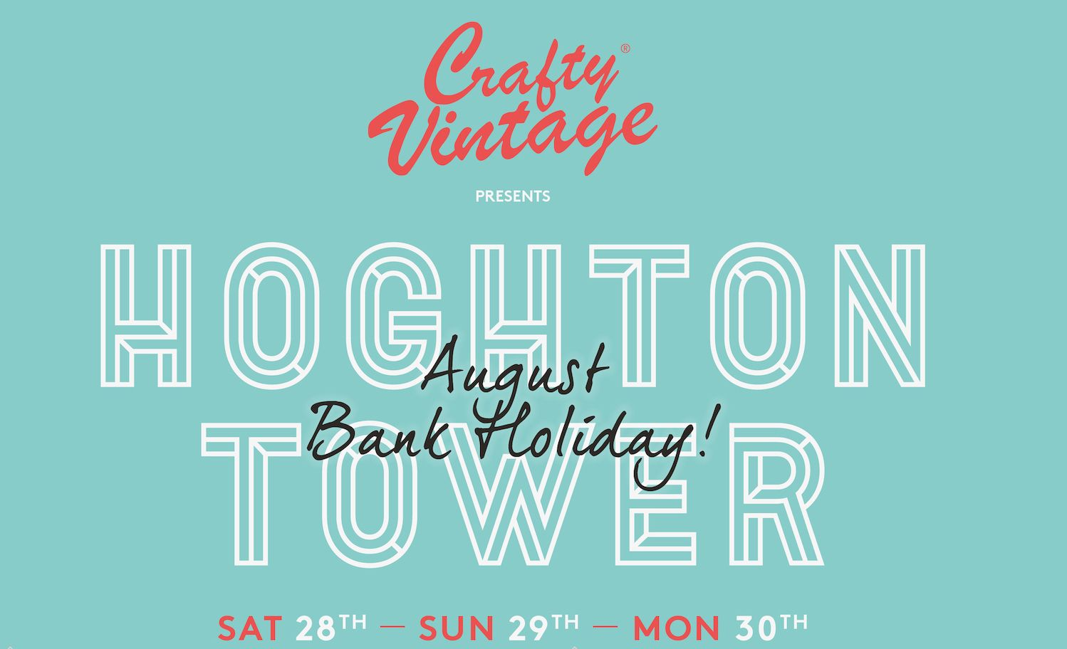Crafty Vintage August Bank Holiday Family Festival