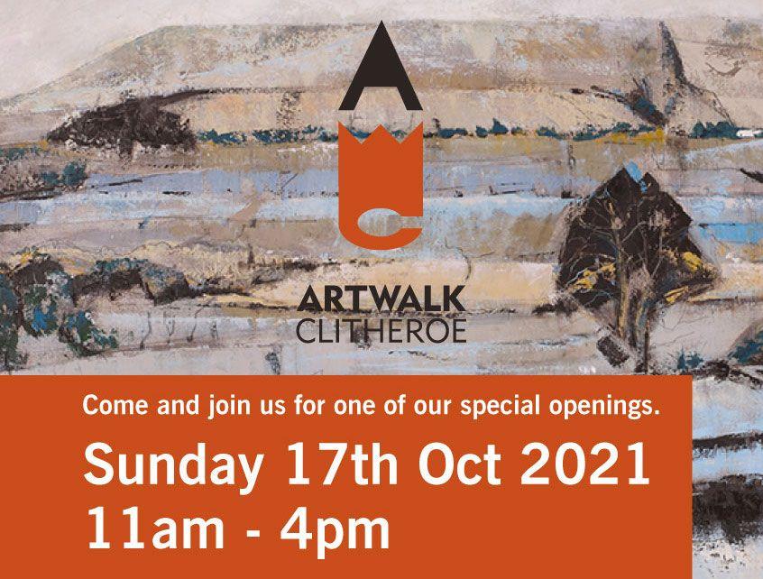ArtWalk Clitheroe - October 2021