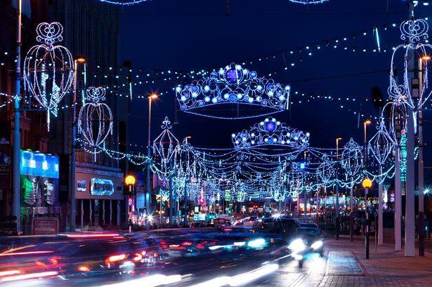 Blackpool Illuminations 2021-22