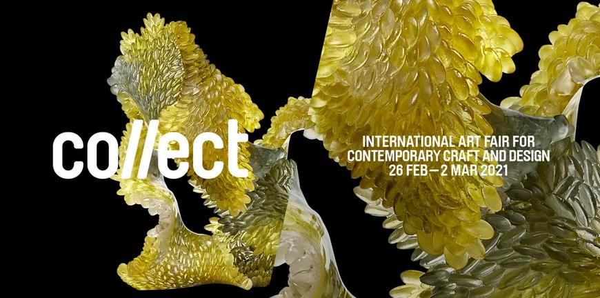 Crafts Council COLLECT 2021 - International Arts Fair