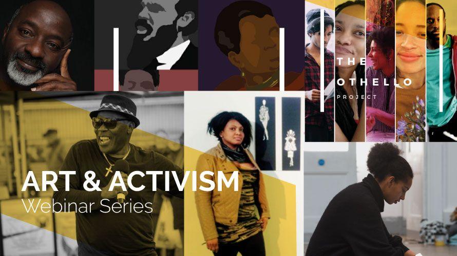 IBAR Art & Activism Webinar Series