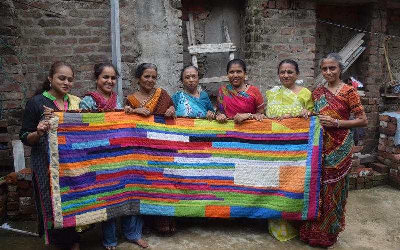The Very First British Textile Biennial comes to Pennine Lancashire