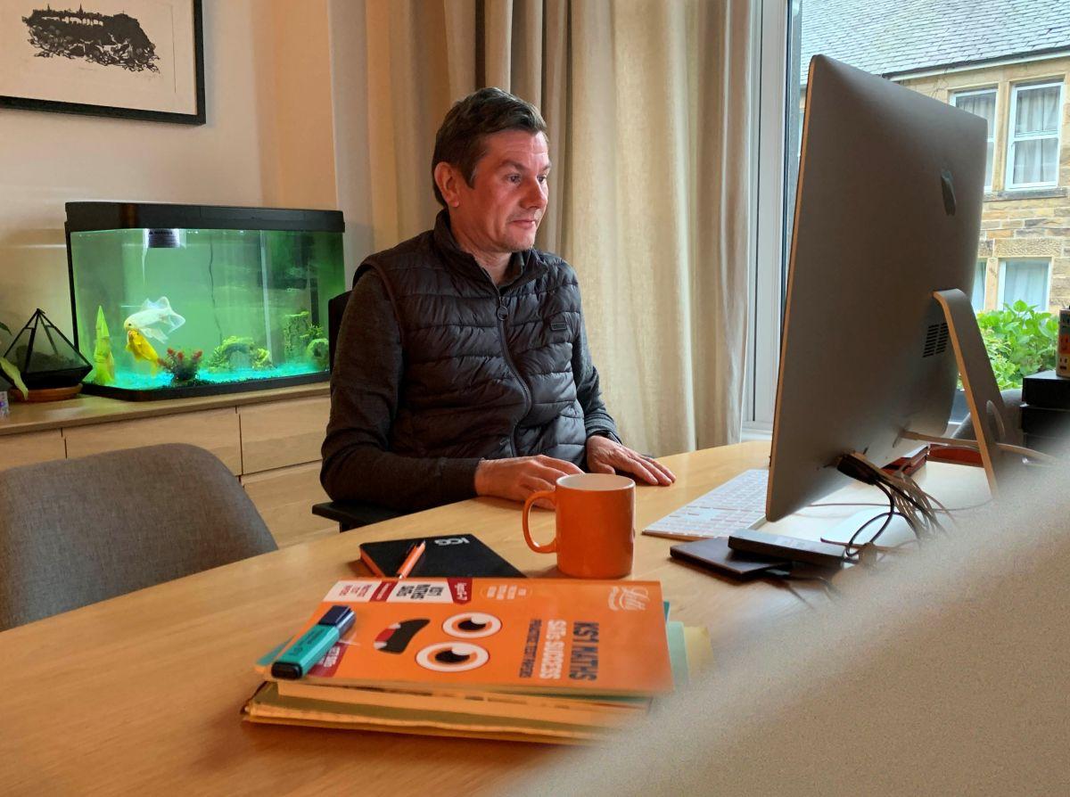 Creatives In Residence #05: Simon Couchman - ICG