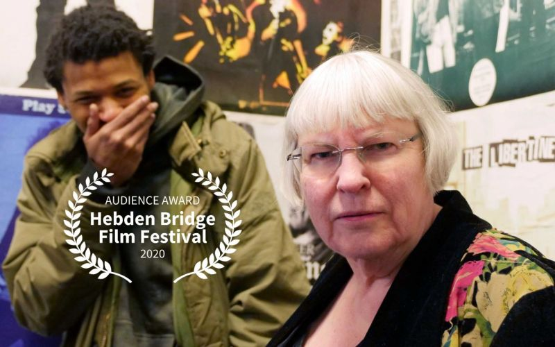 Northern Heart Films wins Hebden Bridge Award for 'Joy Uncensored'