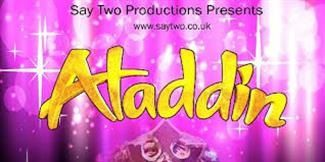 Say Two Productions - Aladdin: Online Family Panto