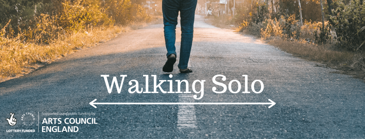 Lancaster Litfest invites Podcast Submissions about Walking Solo