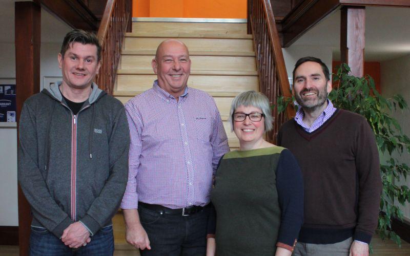 ICG pledges its support to Lancashire Mind