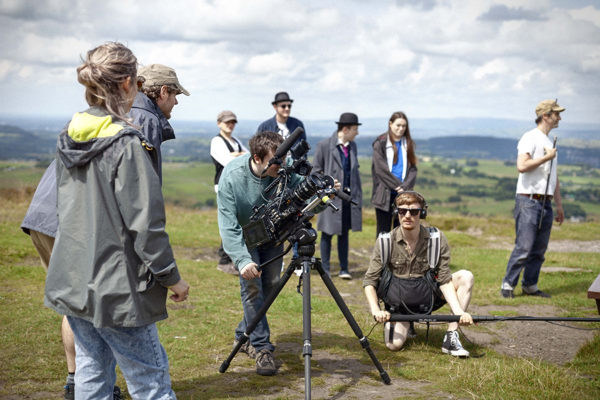 Northern Heart Films among first approved for the Creative Kickstart Scheme