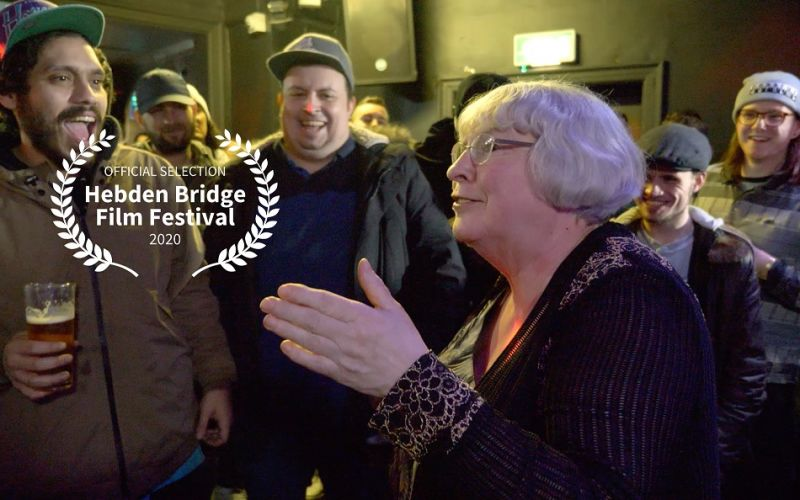 Hebden Bridge Film Festival: Northern Heart Films - Joy Uncensored