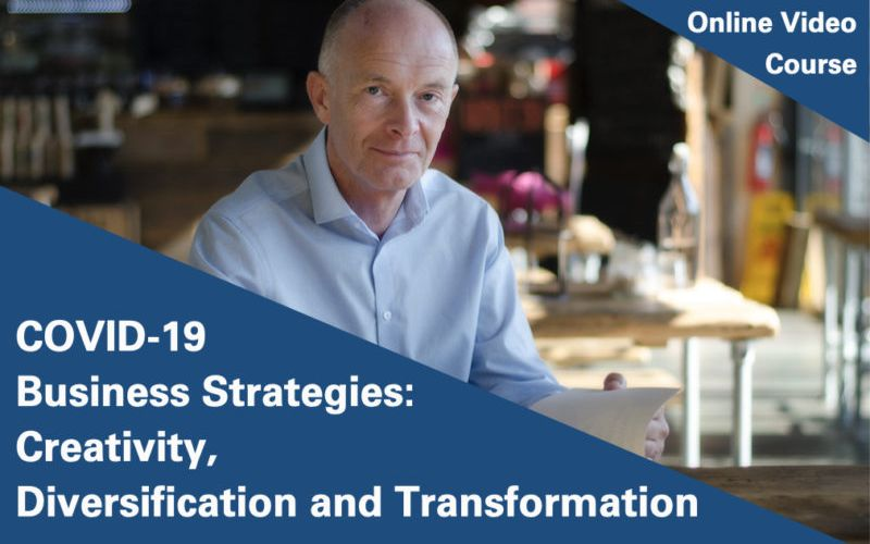 Covid 19 Business Strategies – online course launched