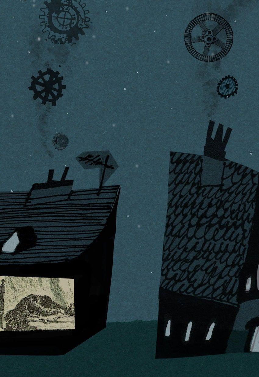 Delivering Design at a Distance - Losses & Gains Illustration2 by Cait McEniff