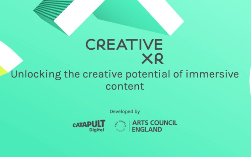 Open Call - CreativeXR