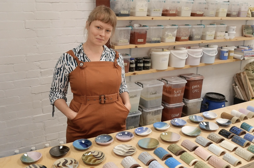 Make North Launching Lancashire-wide Home Pottery Service