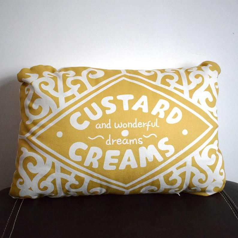 Custard Cream Cushions! The Maker's Market returns to The National Festival of Making