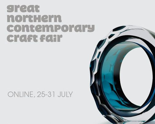 Great Northern Contemporary Craft Fair Goes Online