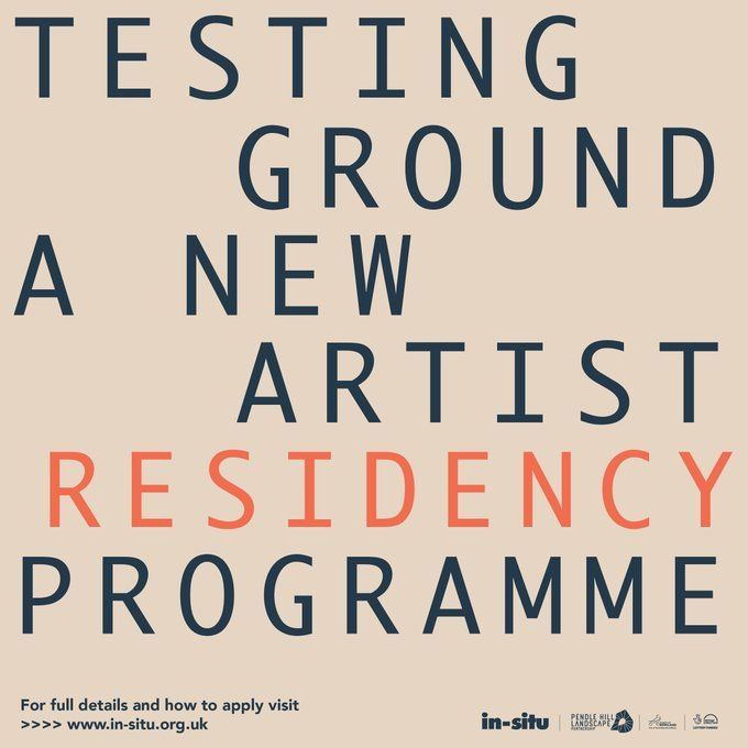 New Pendle Artist Residency Opportunities