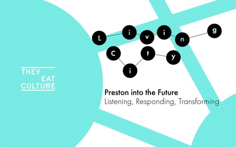 Free Online Arts Workshops for Prestonians with The Living City
