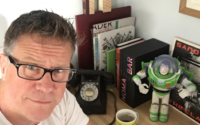 Creatives In Residence #06: Keith Noble - Forepoint