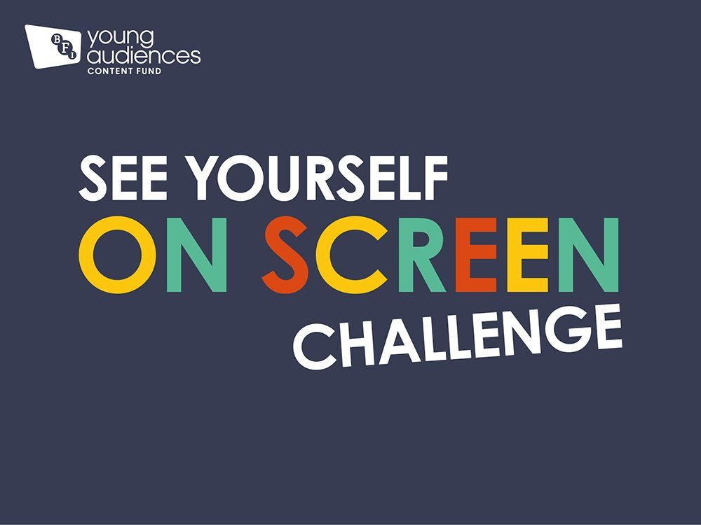 "BFI Launches ""See Yourself on Screen"" Challenge for Young People"