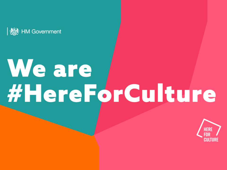 Arts Council England launches latest Culture Recovery Fund