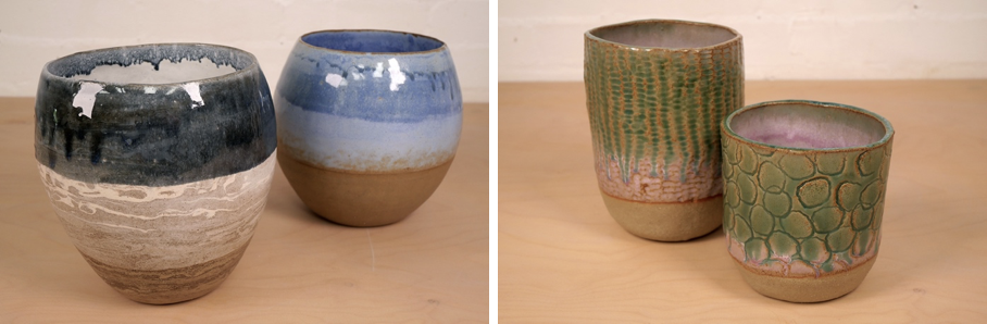 Make North Pots by Linda Walmsley and Sue Southworth
