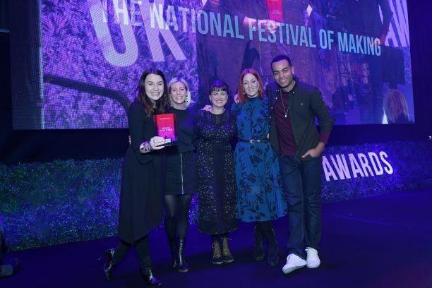 Festival of Making Wins Prestigious Award