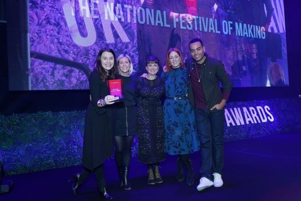 Festival of Making Wins Prestigious Award