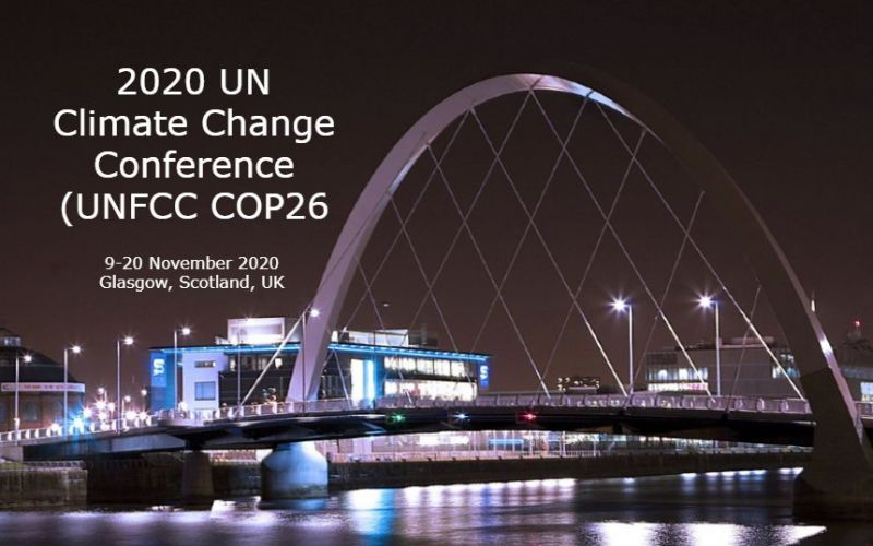 Climate change and COP26 - Open call for creative commissions