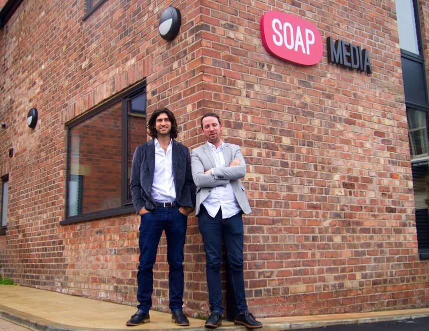 Soap Media recognised as the UK's number one agency for client satisfaction