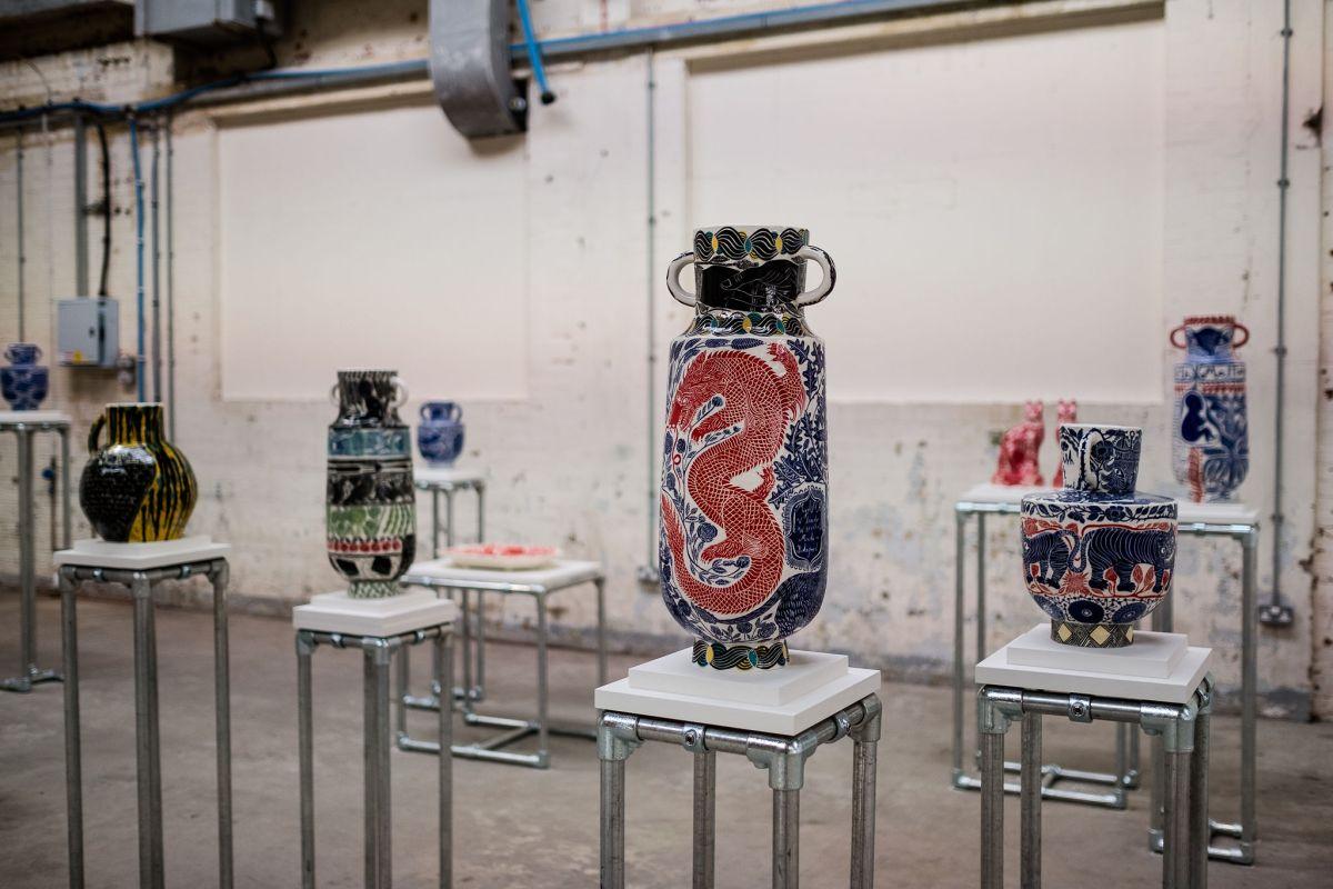 Open Call: British Ceramics Biennial AWARD Applications