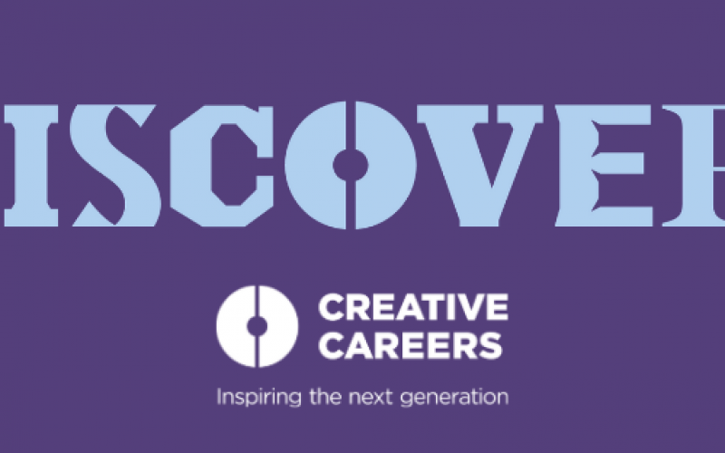 Discover! Creative Careers Programme is back for National Careers Week