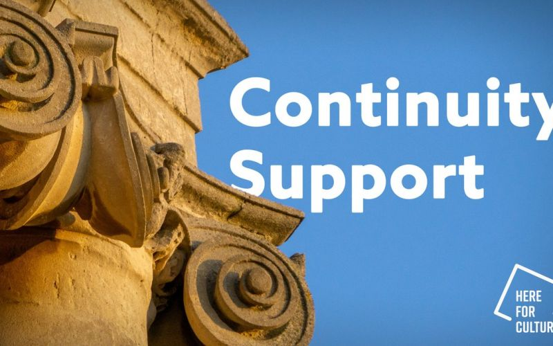 Culture Recovery Fund: Continuity Support
