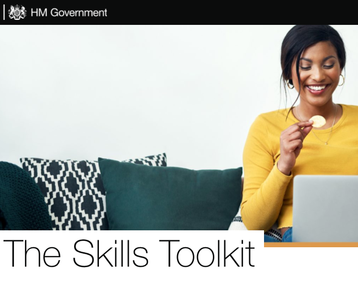 UK Government Introduces Free Digital Skills Toolkit Courses