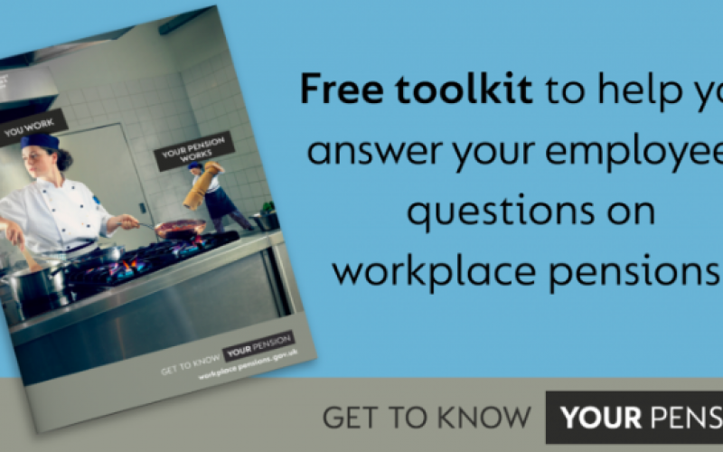 DWP launches new Workplace Pensions Toolkit for Businesses.