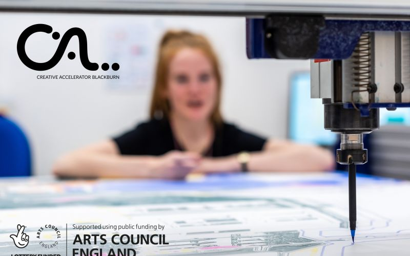 Blackburn's The Making Rooms launches 2nd Creative Accelerator