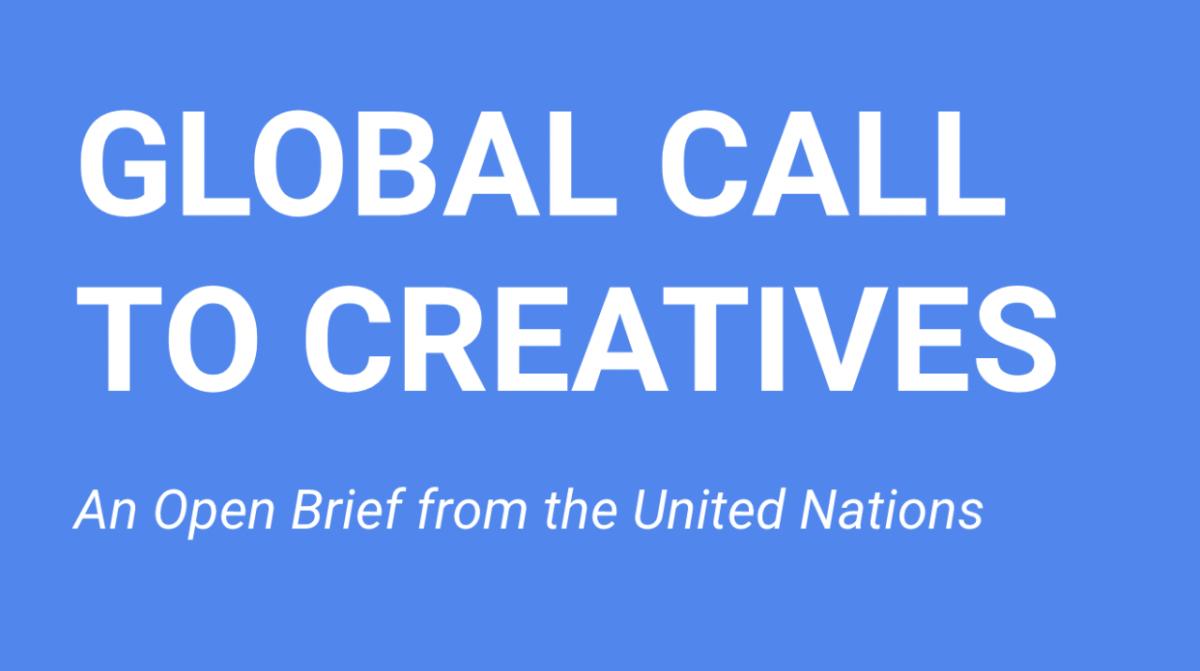 Global Call to Creatives