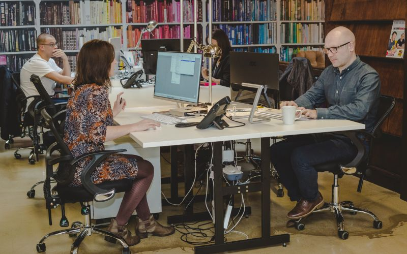 Society1 Celebrates International Coworking Day with a Special Event