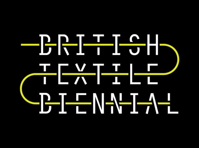 British Textile Biennial 2019 for Pennine Lancashire