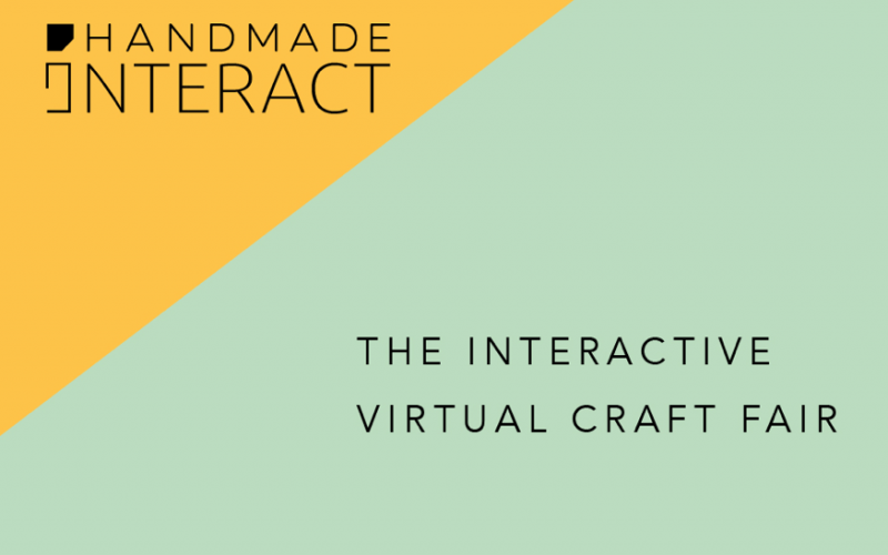 An opportunity to exhibit at Handmade Interact 2021