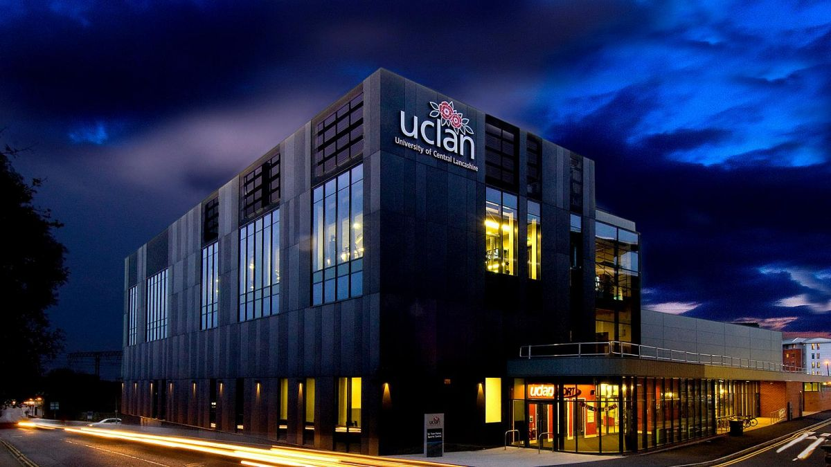 UCLan to create a new brand identity