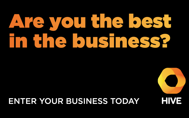 Hive Business Awards 2020 - Open for Entries