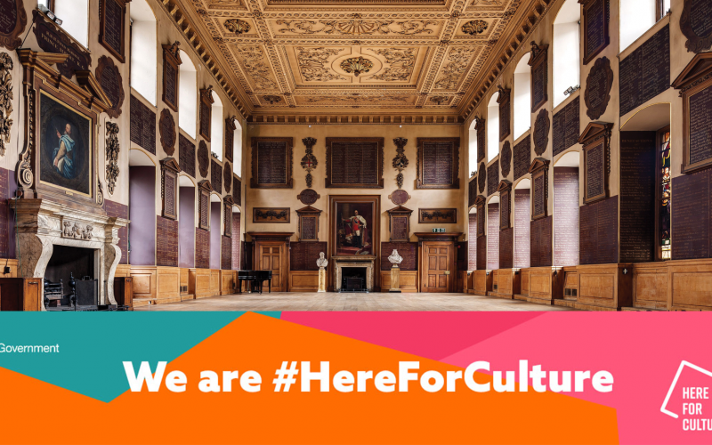 Culture Recovery Fund for Heritage