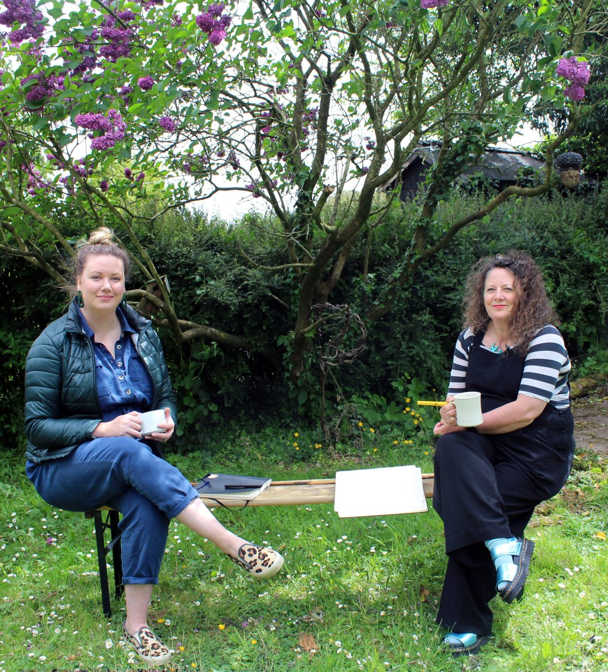 Creatives In Residence #08: Eleanor Wood & Jill Cowgill - NWDC