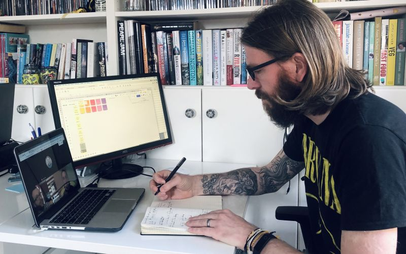 Creatives In Residence #01: Tom Stables - 3manfactory