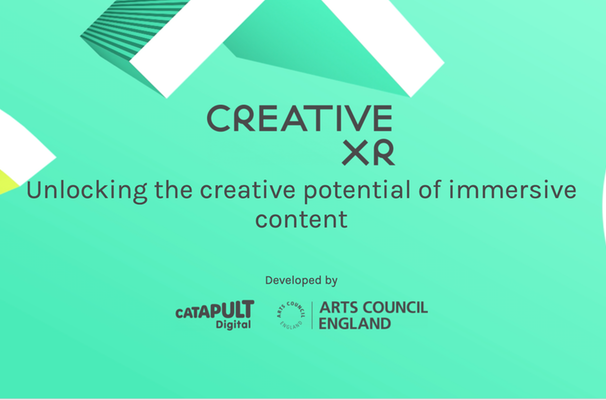 Open Call - CreativeXR