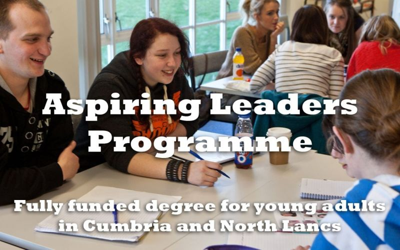 Building Better Futures: Aspiring Leaders Programme - Recruiting NOW!