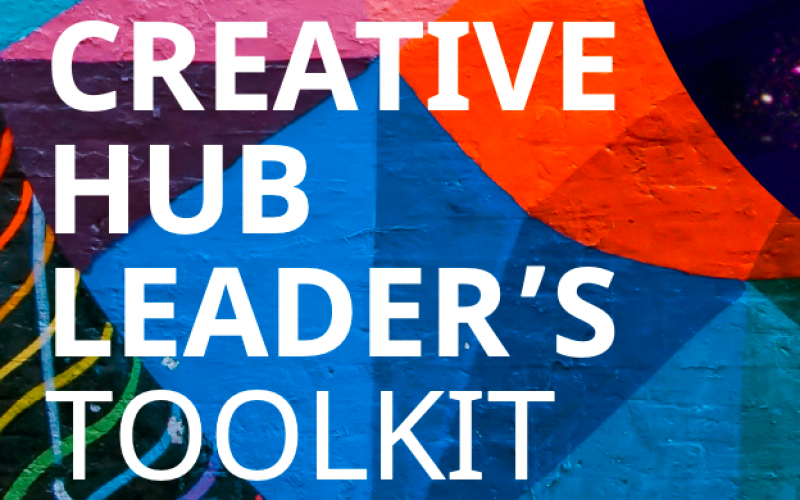 Nesta launches new Creative Hub Leader's Toolkit